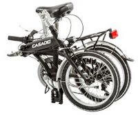 Bici Plegable CD16 6v
