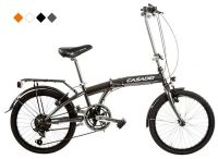 Bici Plegable CD20 6v